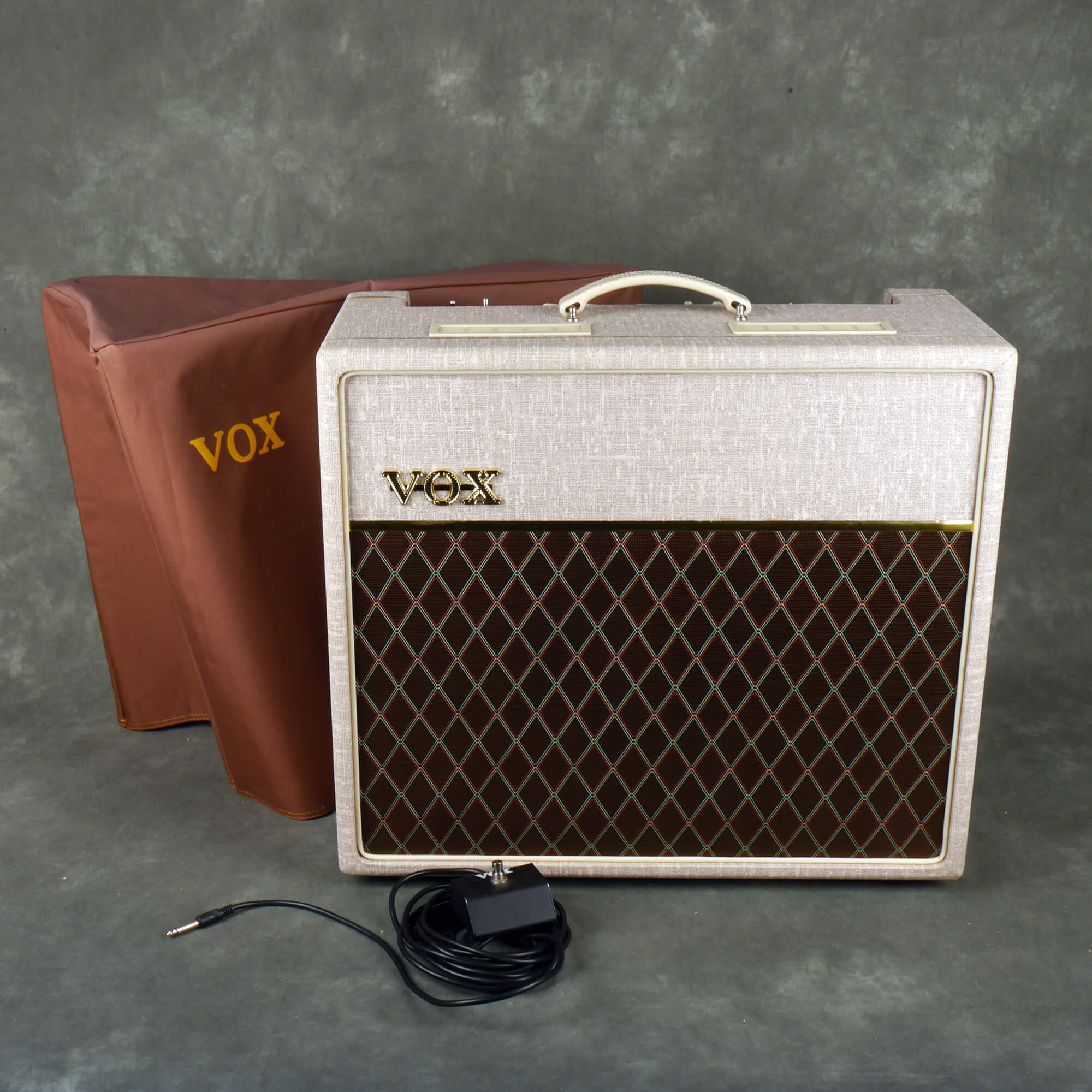 Vox AC15HW1 Hand Wired Valve Combo - Cover - 2nd Hand **UK SHIPPING ONLY**