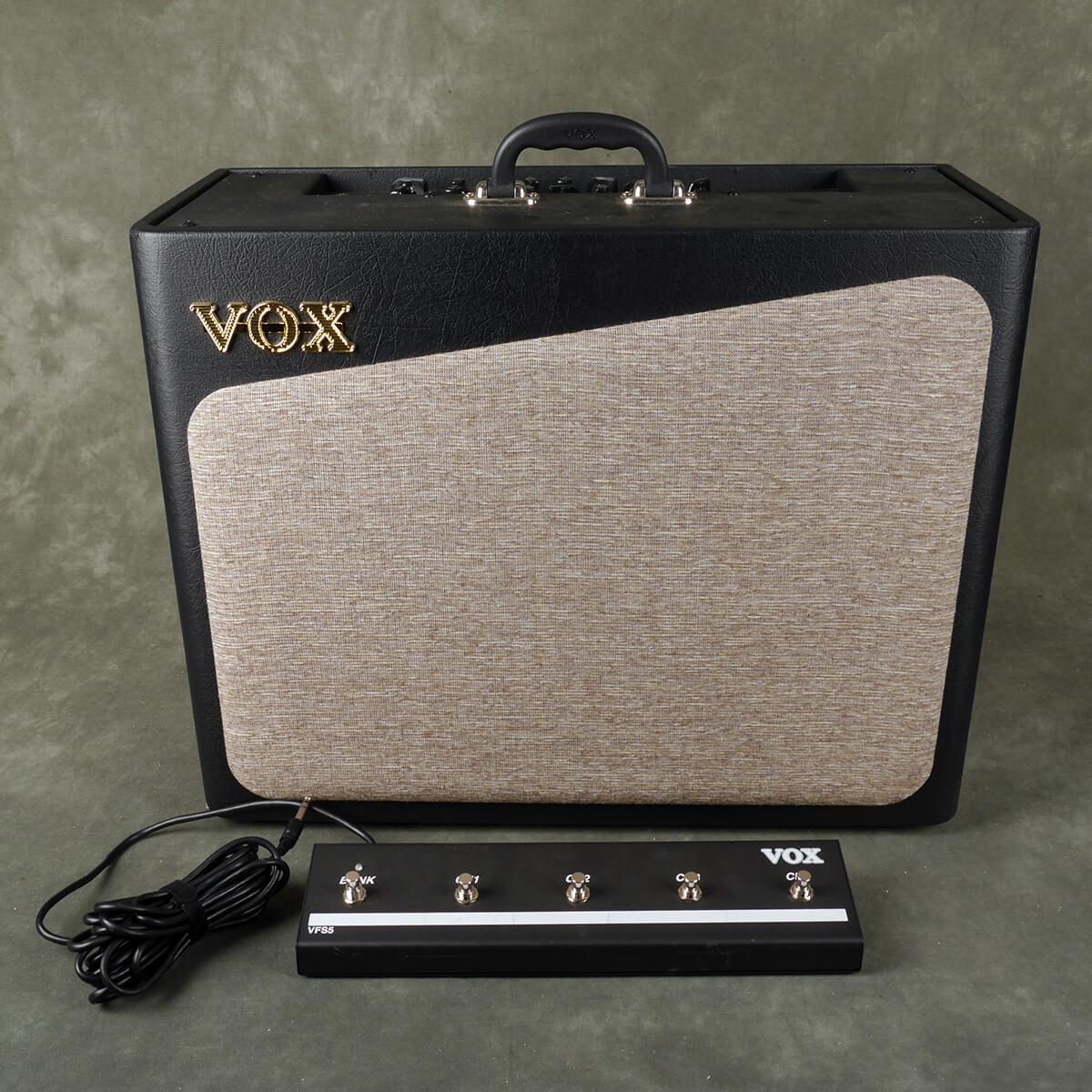 Vox AV60 Guitar Combo Amplifier - 2nd Hand