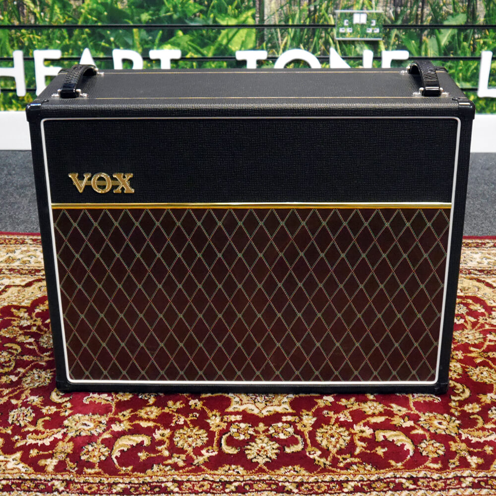 Vox VC212C Cabinet w/Greenback Speakers - 2nd Hand