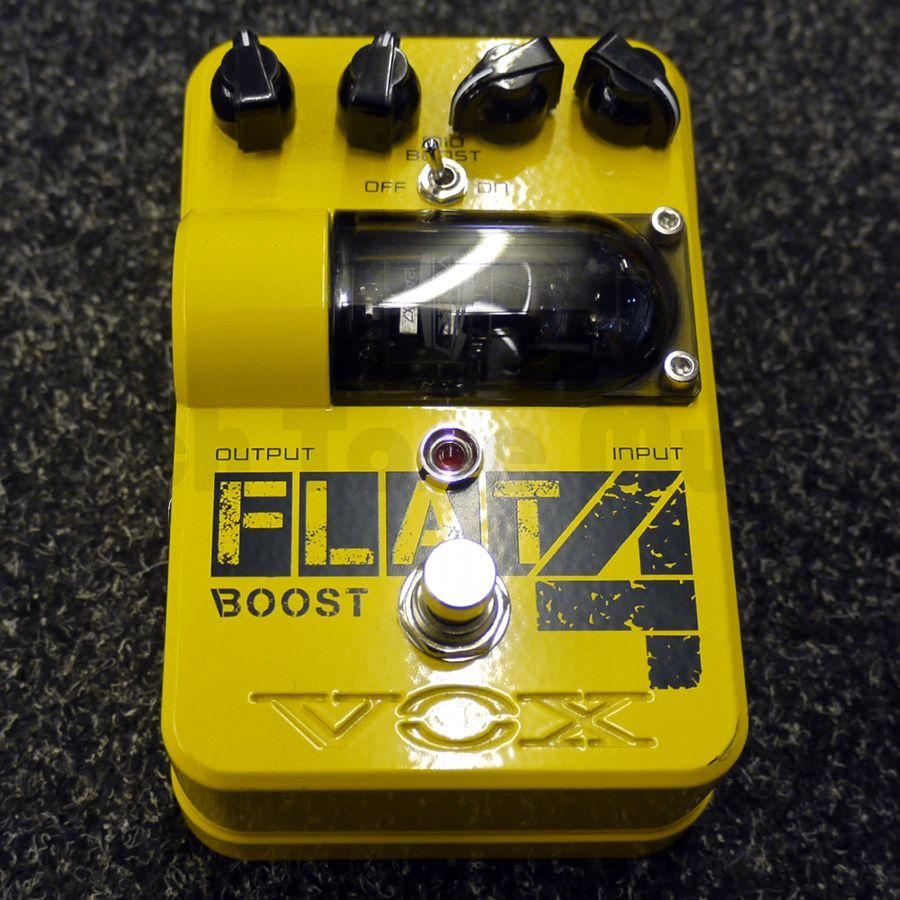 Vox Flat 4 Boost FX Pedal - 2nd Hand