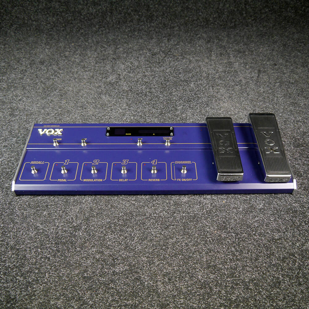 Vox VC12 Foot Controller - 2nd Hand