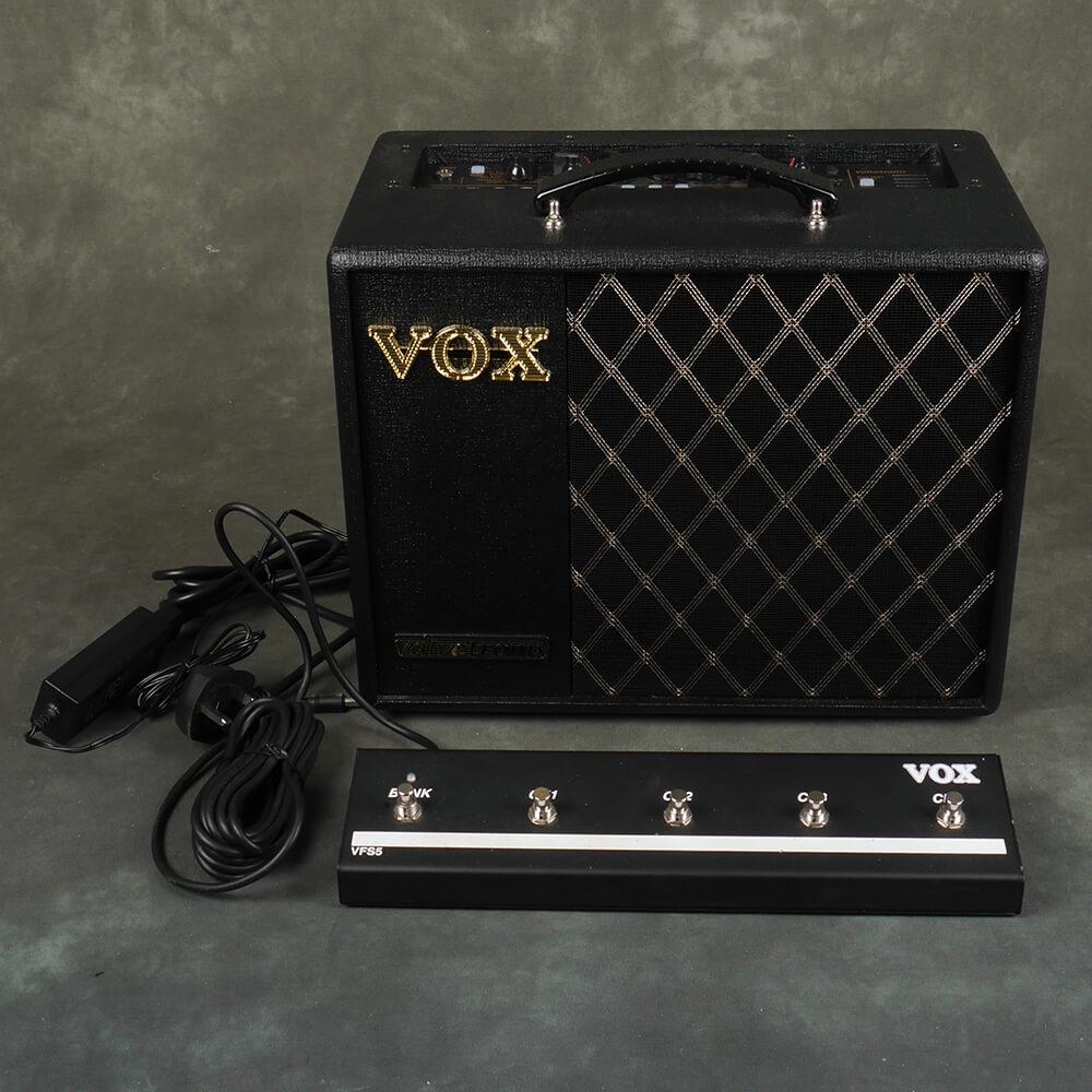 VOX VT20X Guitar Combo Amplifier - 2nd Hand