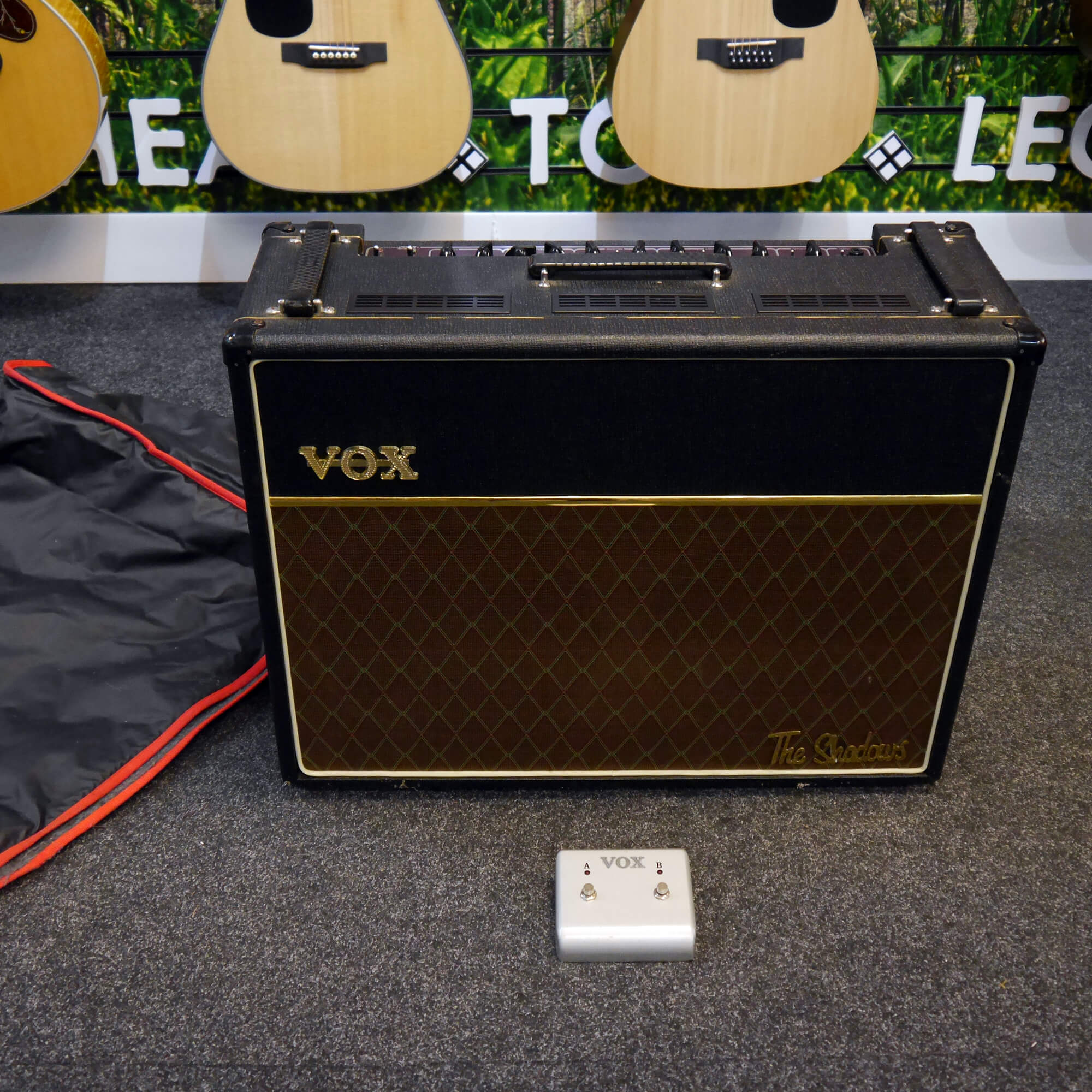 Vox AC30CC2X Alnico Blue w/Cover - 2nd Hand **COLLECTION ONLY**