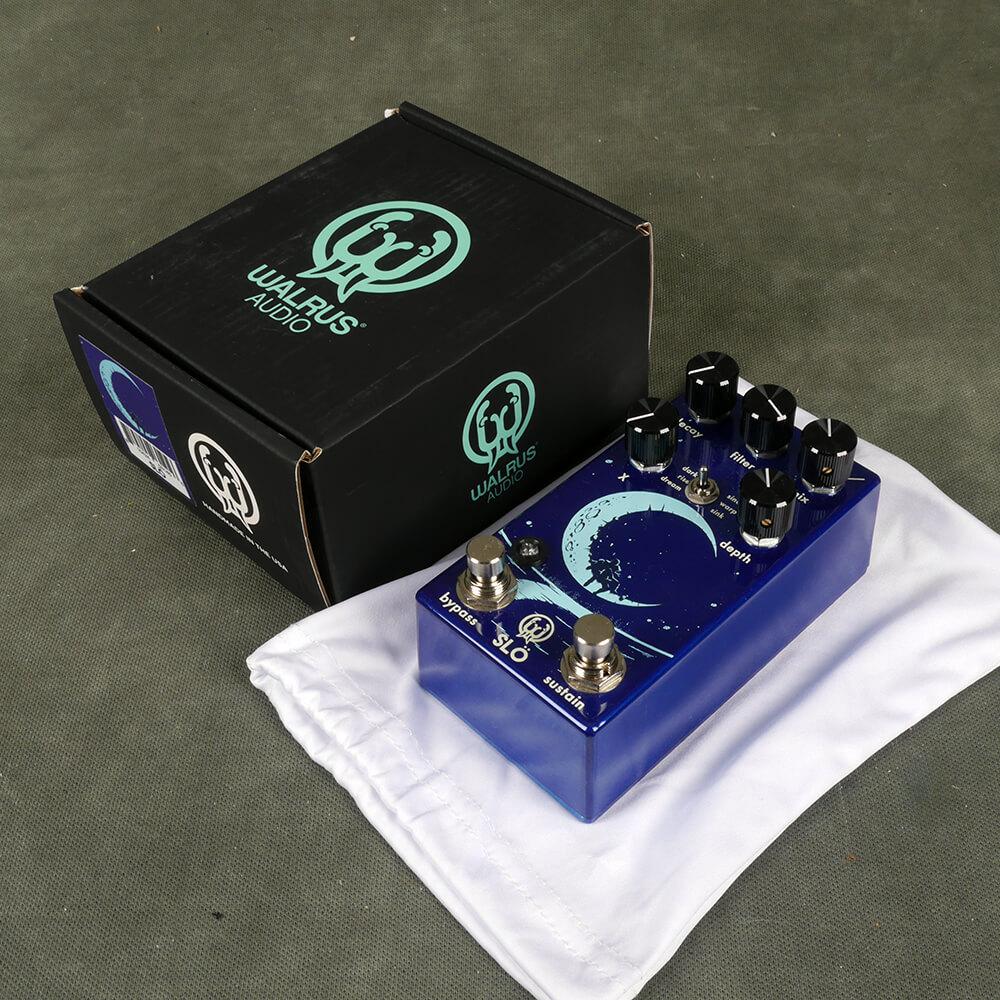 Walrus Audio Slo Multi Texture Reverb FX Pedal w/Box - 2nd Hand