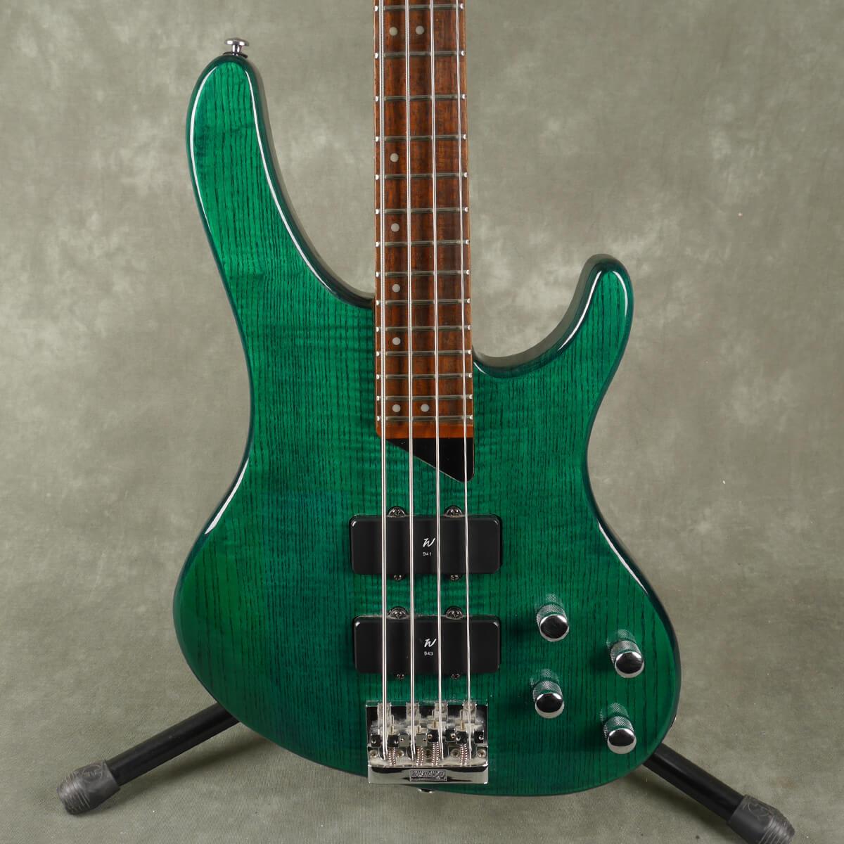 Washburn XB-400 Bass Guitar - Green - 2nd Hand