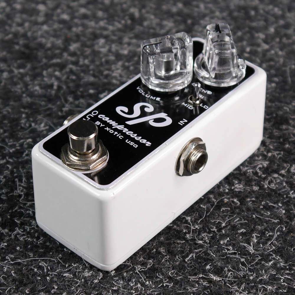 Xotic SP Compressor FX Pedal - 2nd Hand