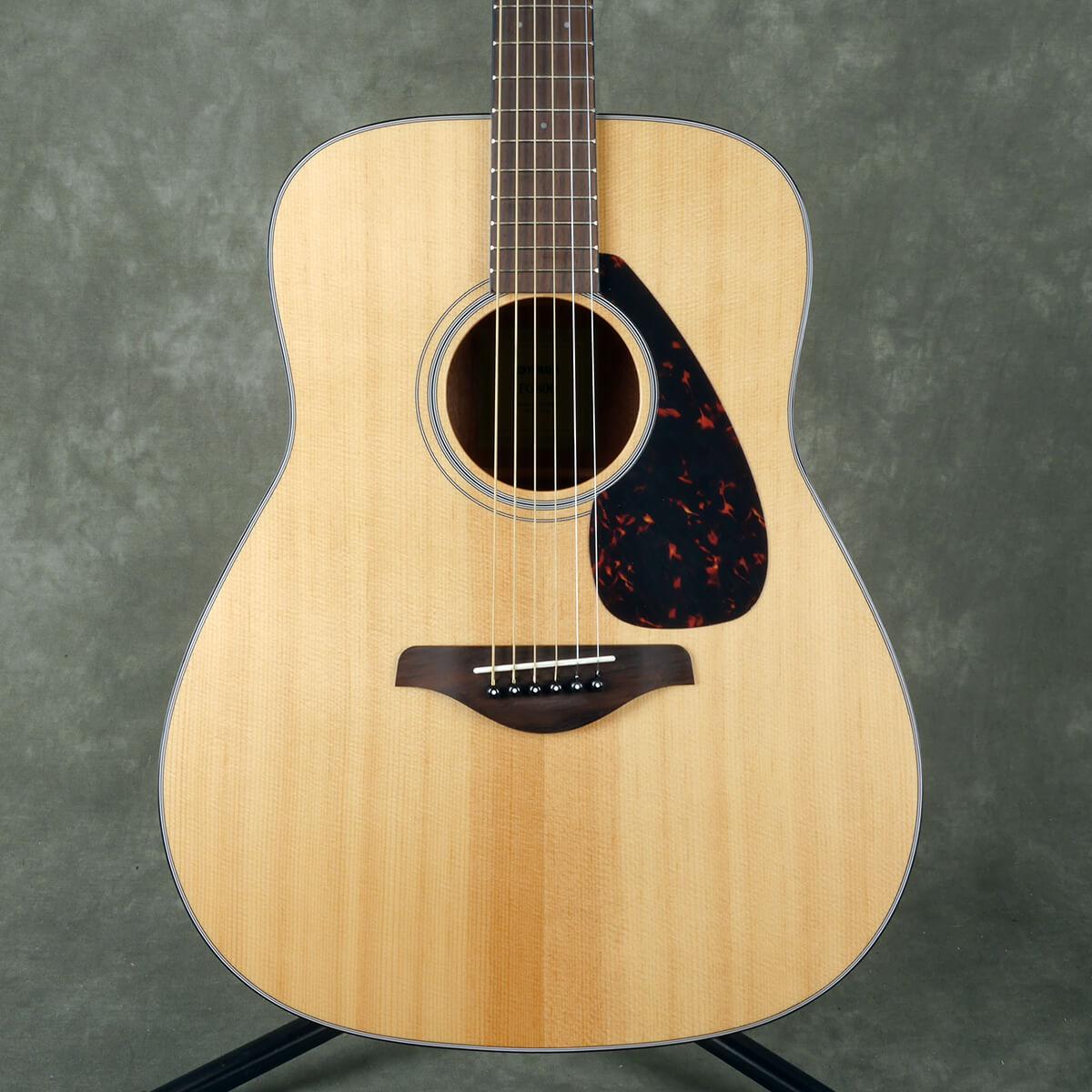 Yamaha FG800 Acoustic Guitar - Natural - 2nd Hand