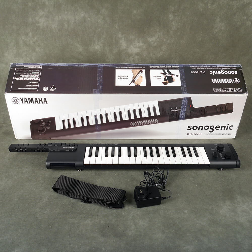 Yamaha Sonogenic SHS500 Keyboard w/Box & PSU - 2nd Hand