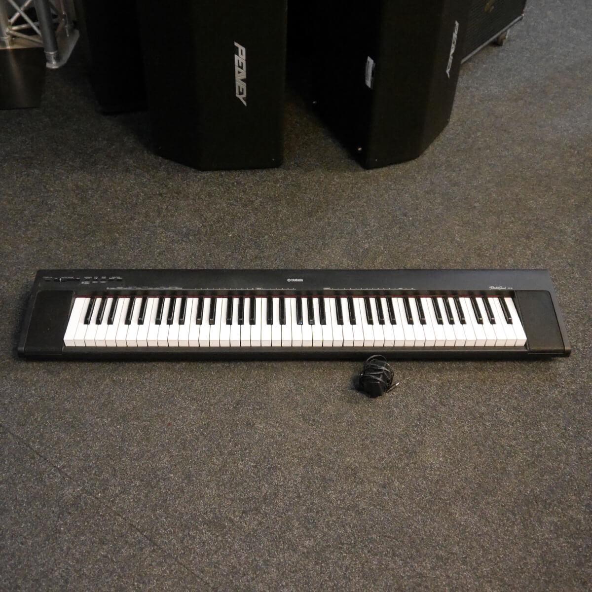 Yamaha NP-30 Portable Piano w/Power Supply - 2nd Hand