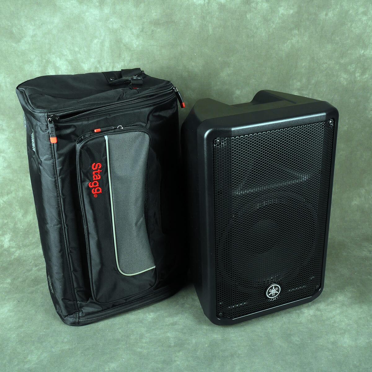 Yamaha DBR10 Monitor Speaker w/Gig Bag - 2nd Hand