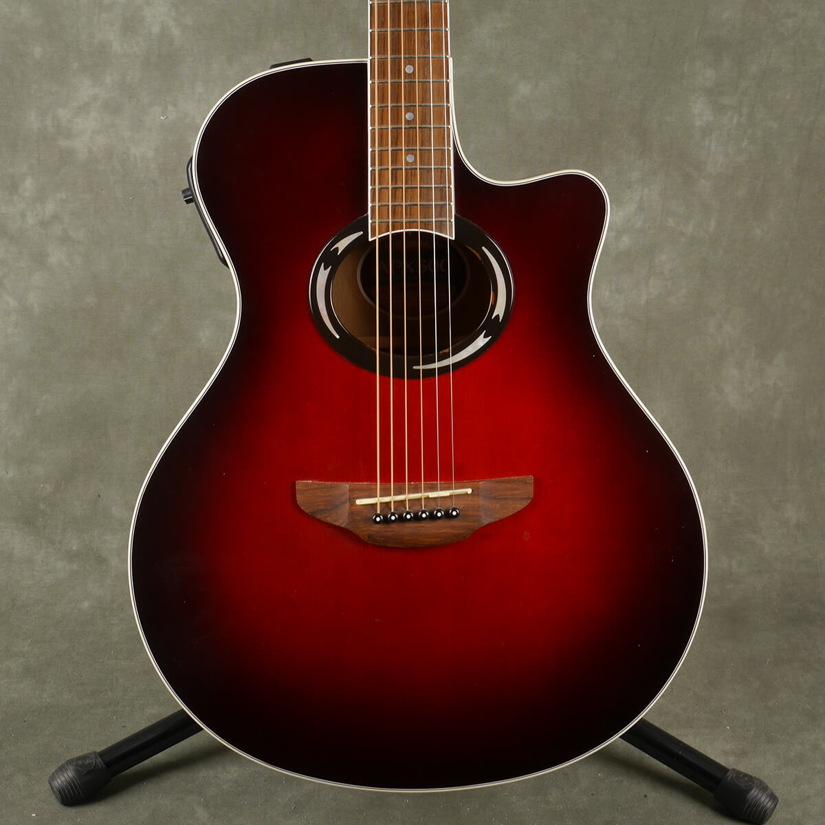 Yamaha APX500 Electro-Acoustic Guitar - Red Burst - 2nd Hand