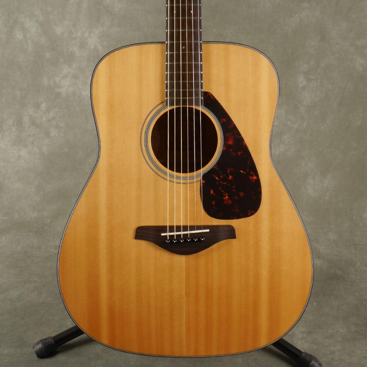Yamaha FG700MS Acoustic Guitar - Natural - 2nd Hand