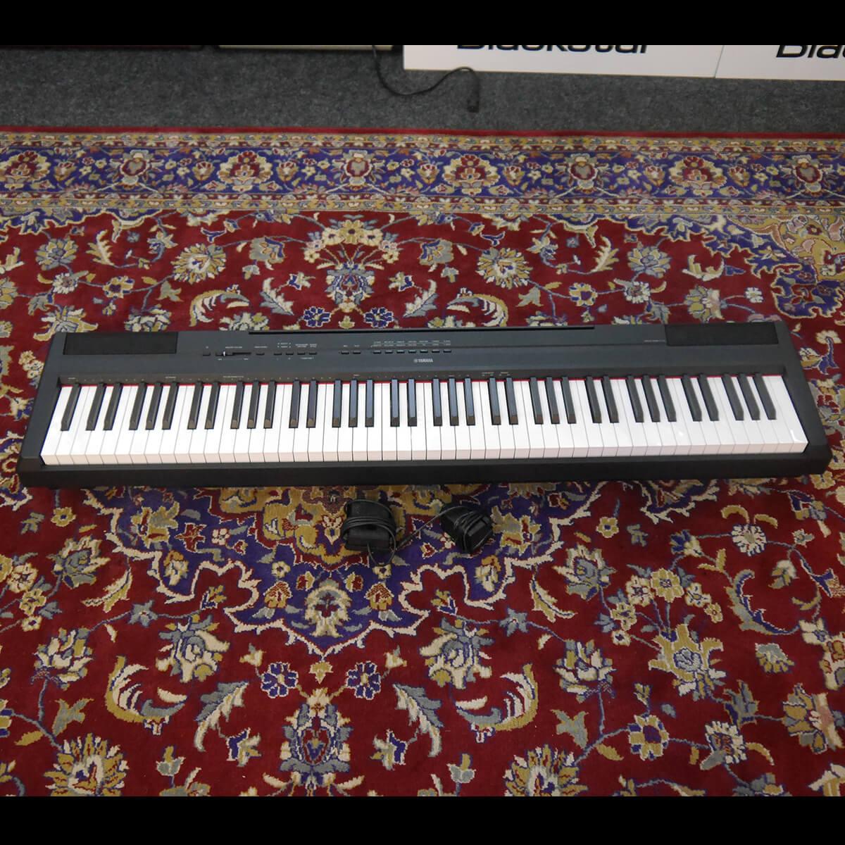 Yamaha P-115 Piano w/PSU & Sustain Pedal - 2nd Hand