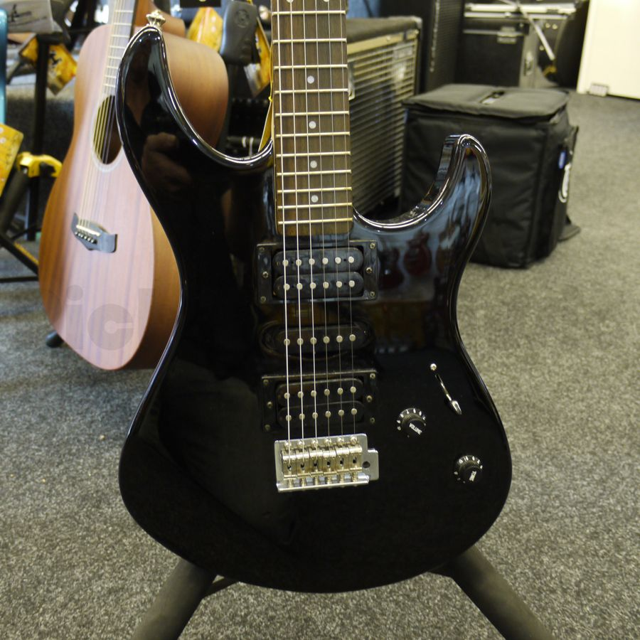 yamaha erg 121 electric guitar 2nd hand rich tone music. Black Bedroom Furniture Sets. Home Design Ideas