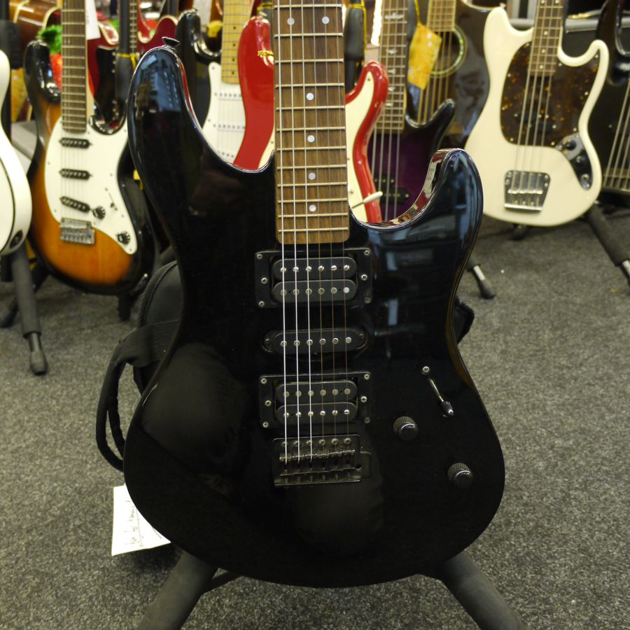yamaha rgx121z electric guitar 2nd hand rich tone music. Black Bedroom Furniture Sets. Home Design Ideas