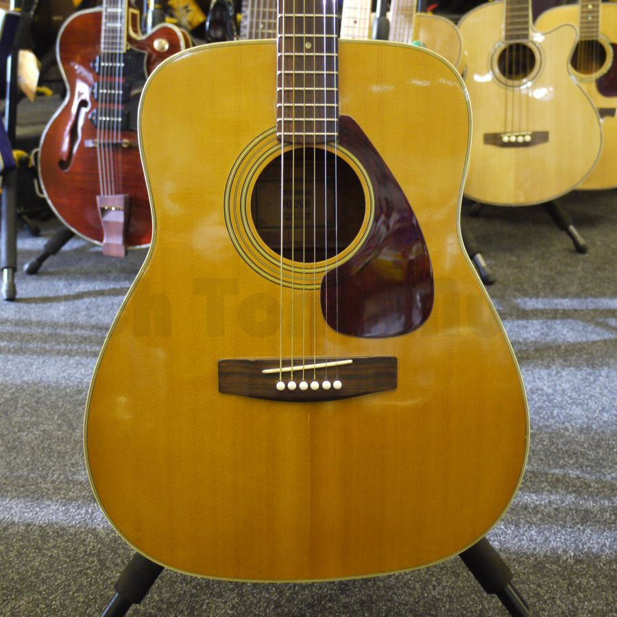 yamaha fg200 1970s acoustic guitar 2nd hand rich tone music. Black Bedroom Furniture Sets. Home Design Ideas