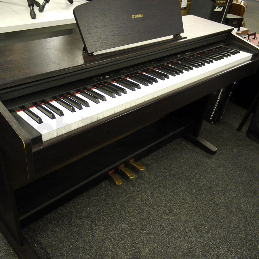 yamaha ydp 121 digital piano collection only 2nd hand rich tone music. Black Bedroom Furniture Sets. Home Design Ideas
