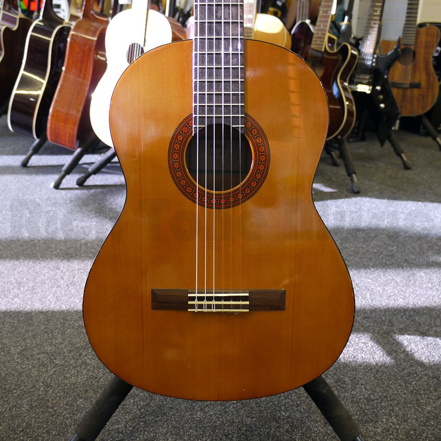 yamaha c40 classical guitar 2nd hand rich tone music. Black Bedroom Furniture Sets. Home Design Ideas