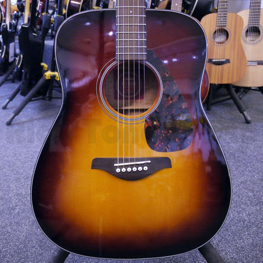 Yamaha Electric Guitar Sunburst