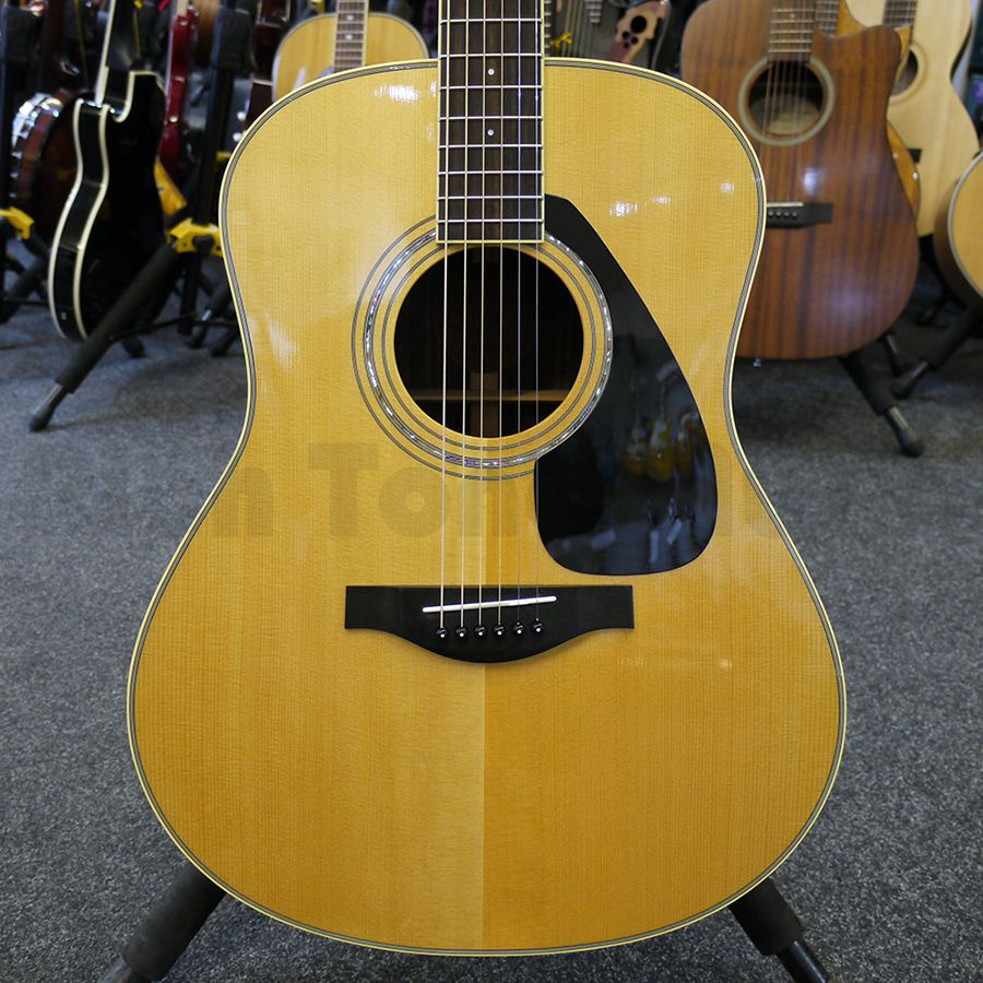 Second Hand Yamaha Acoustic Guitars Rich Tone Music