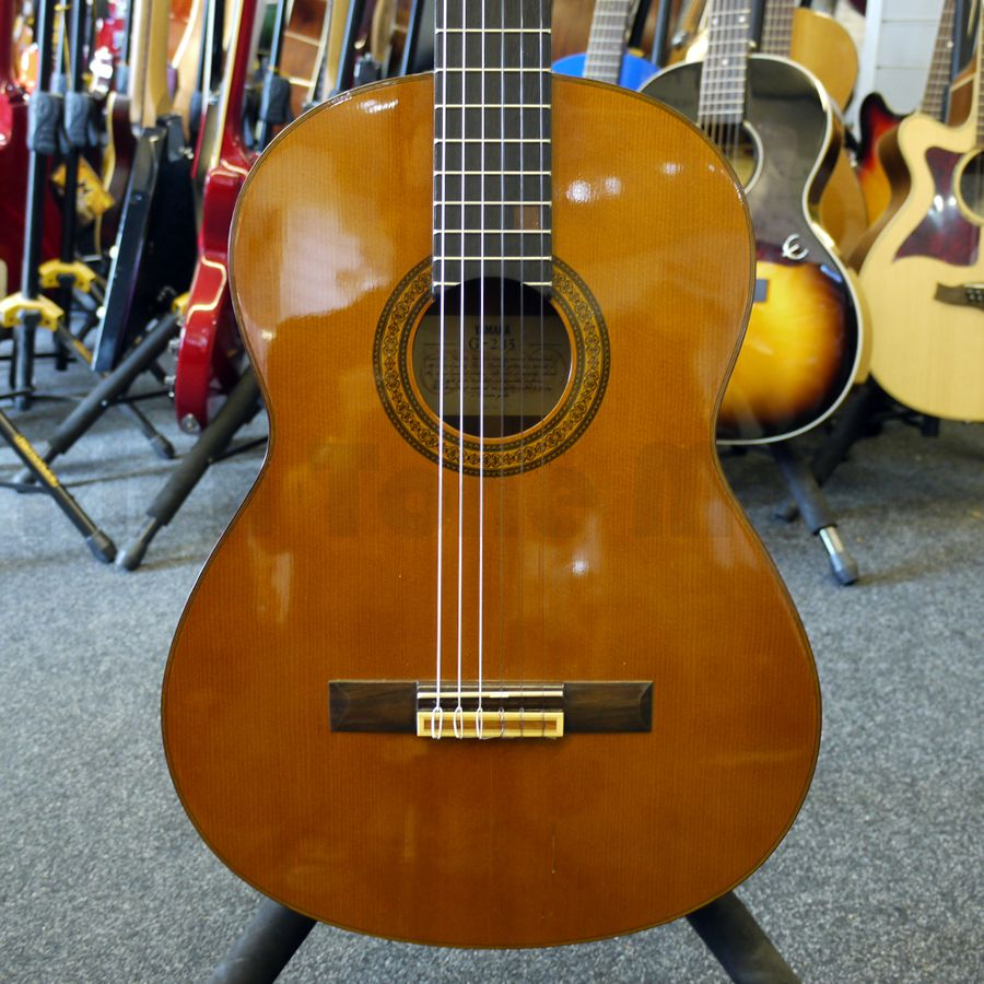 yamaha g 235 classical acoustic guitar 2nd hand rich tone music. Black Bedroom Furniture Sets. Home Design Ideas