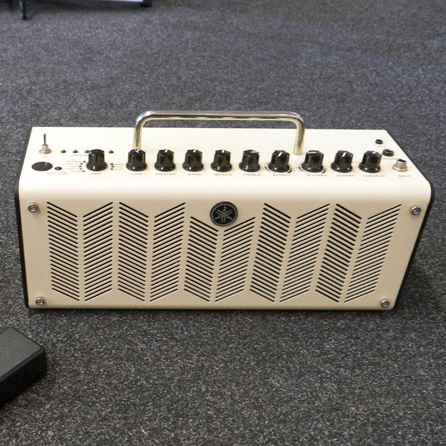 Yamaha thr10 guitar amplifier 2nd hand rich tone music for Yamaha guitar amplifier thr10