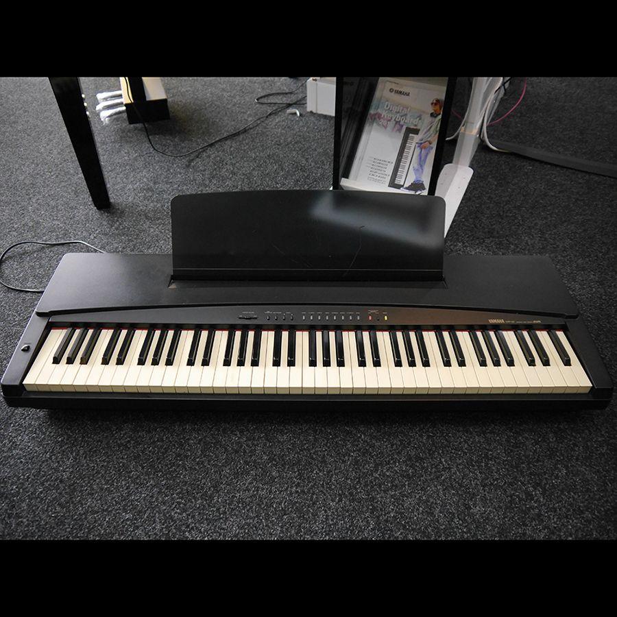 yamaha ypp 50 digital piano 2nd hand rich tone music. Black Bedroom Furniture Sets. Home Design Ideas