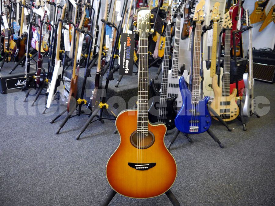 Yamaha Apx-7 Acoustic Guitar  Collection Only