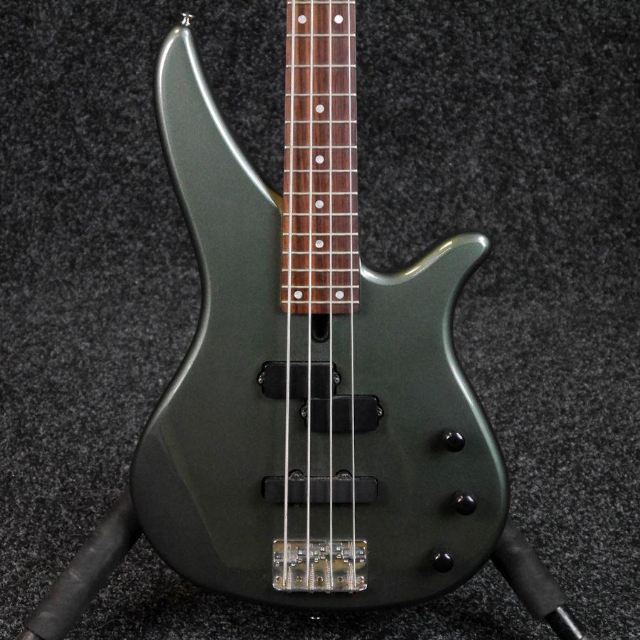 Yamaha rbx electric bass guitar dark green 2nd hand for Yamaha bass guitars