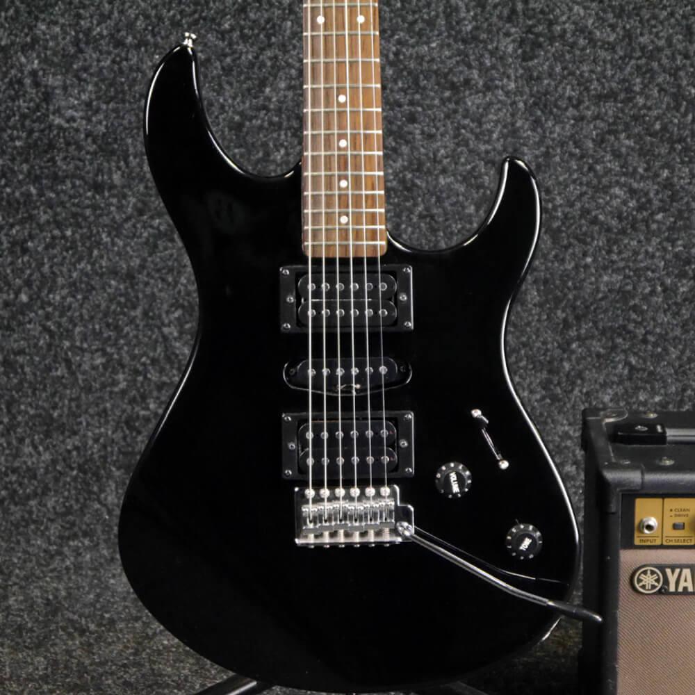 second hand yamaha erg electric guitars rich tone music. Black Bedroom Furniture Sets. Home Design Ideas