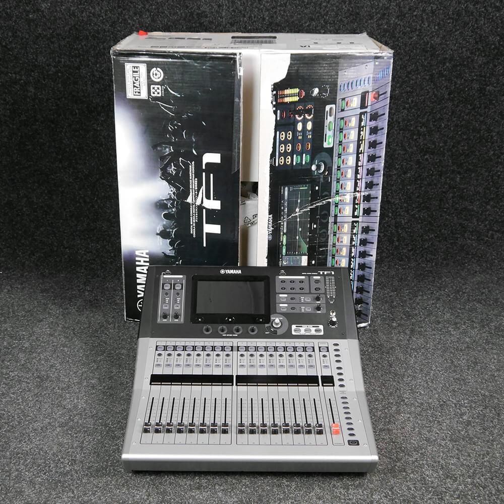 Yamaha TouchFlow TF1 16 Channel Digital Mixer w/Box - 2nd Hand
