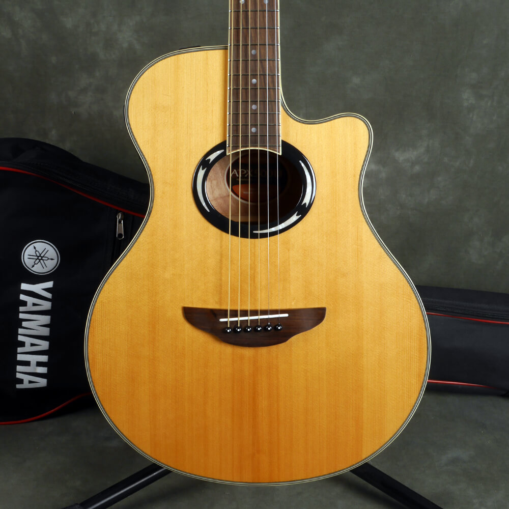 Yamaha APX500III Electro-Acoustic - Natural w/Gig Bag - 2nd Hand