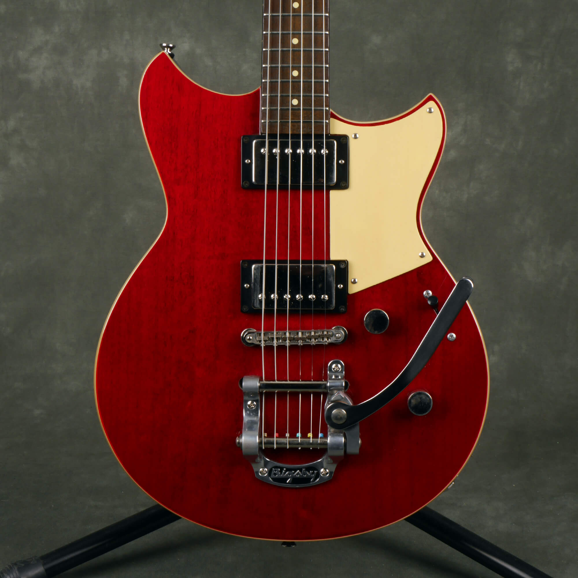 Yamaha RS420 Revstar with Bigsby - Red - 2nd Hand