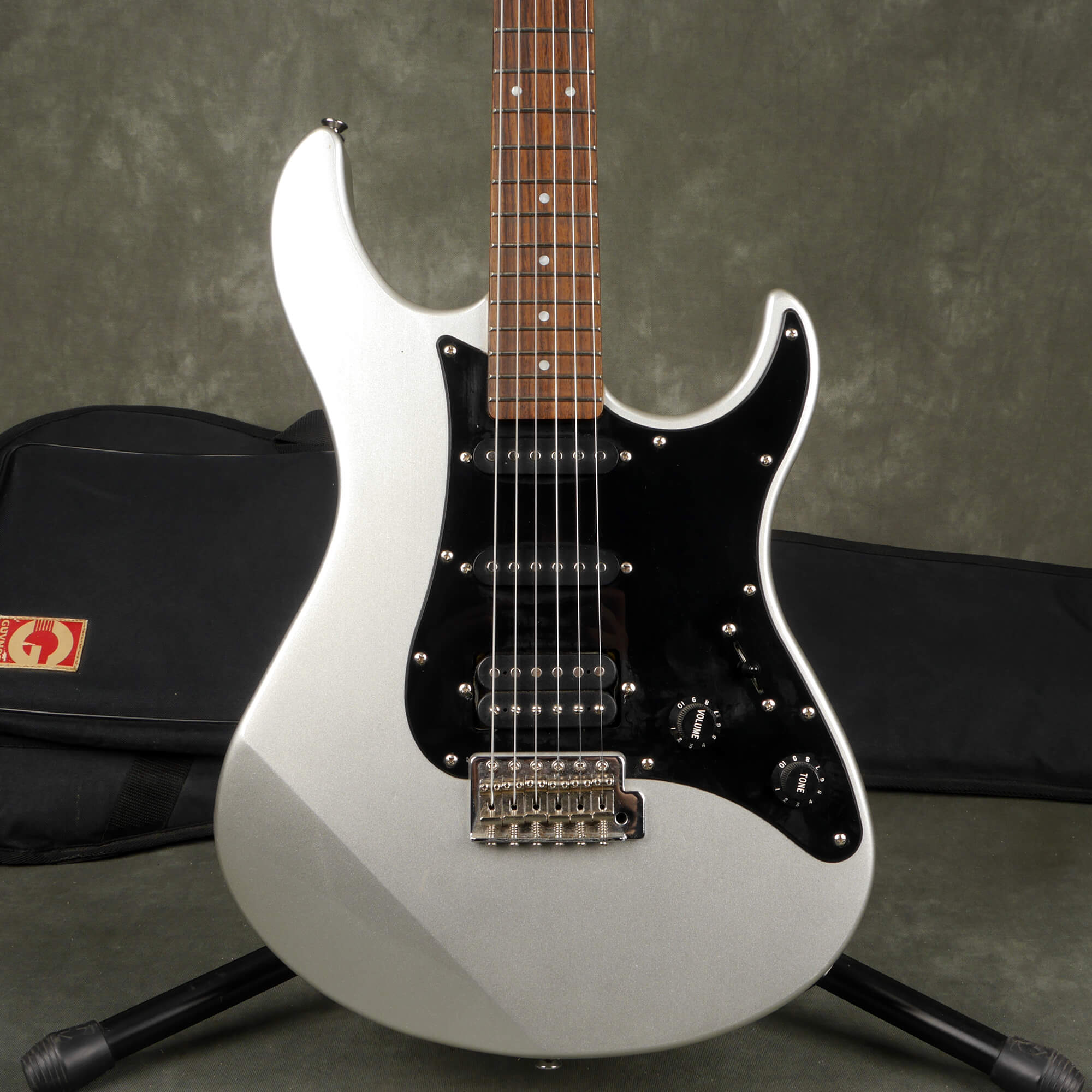 Yamaha Pacifica 112X Electric Guitar - Silver w/Gig Bag - 2nd Hand