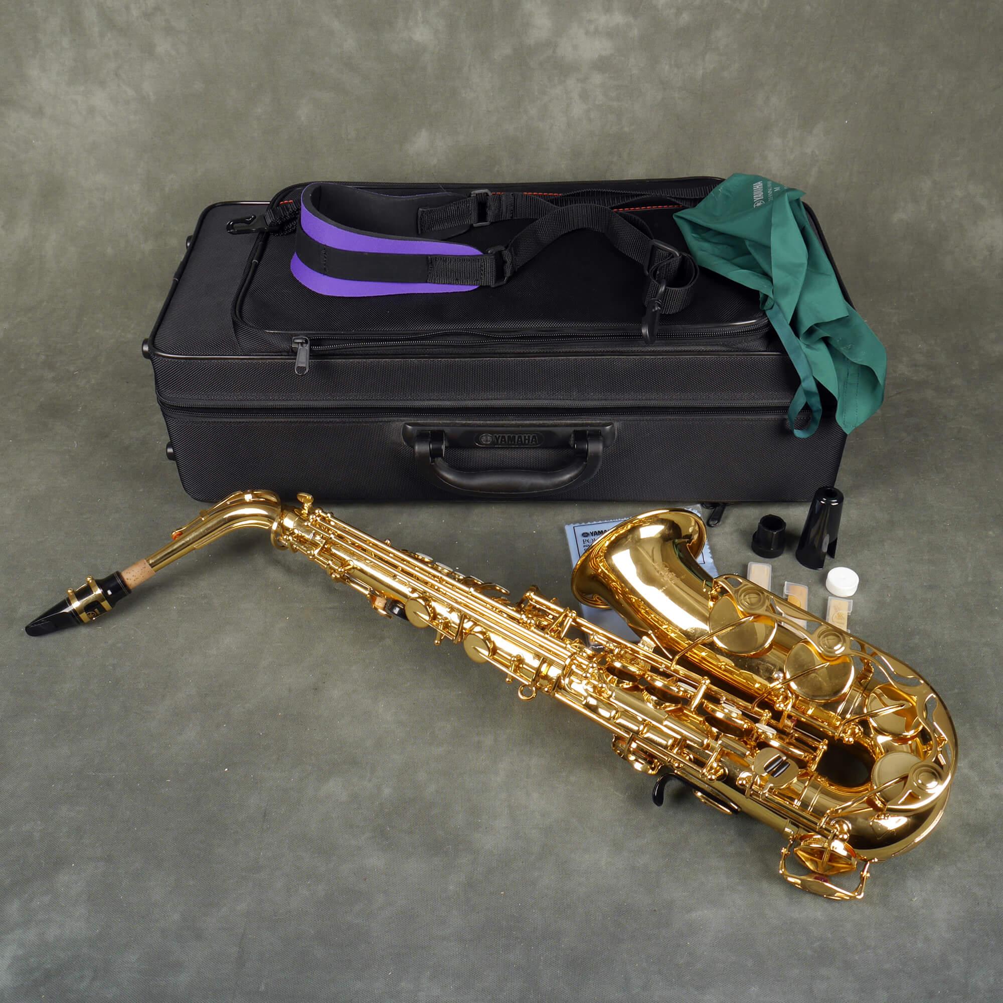 Yamaha YAS-280 Saxophone w/Hard Case - 2nd Hand