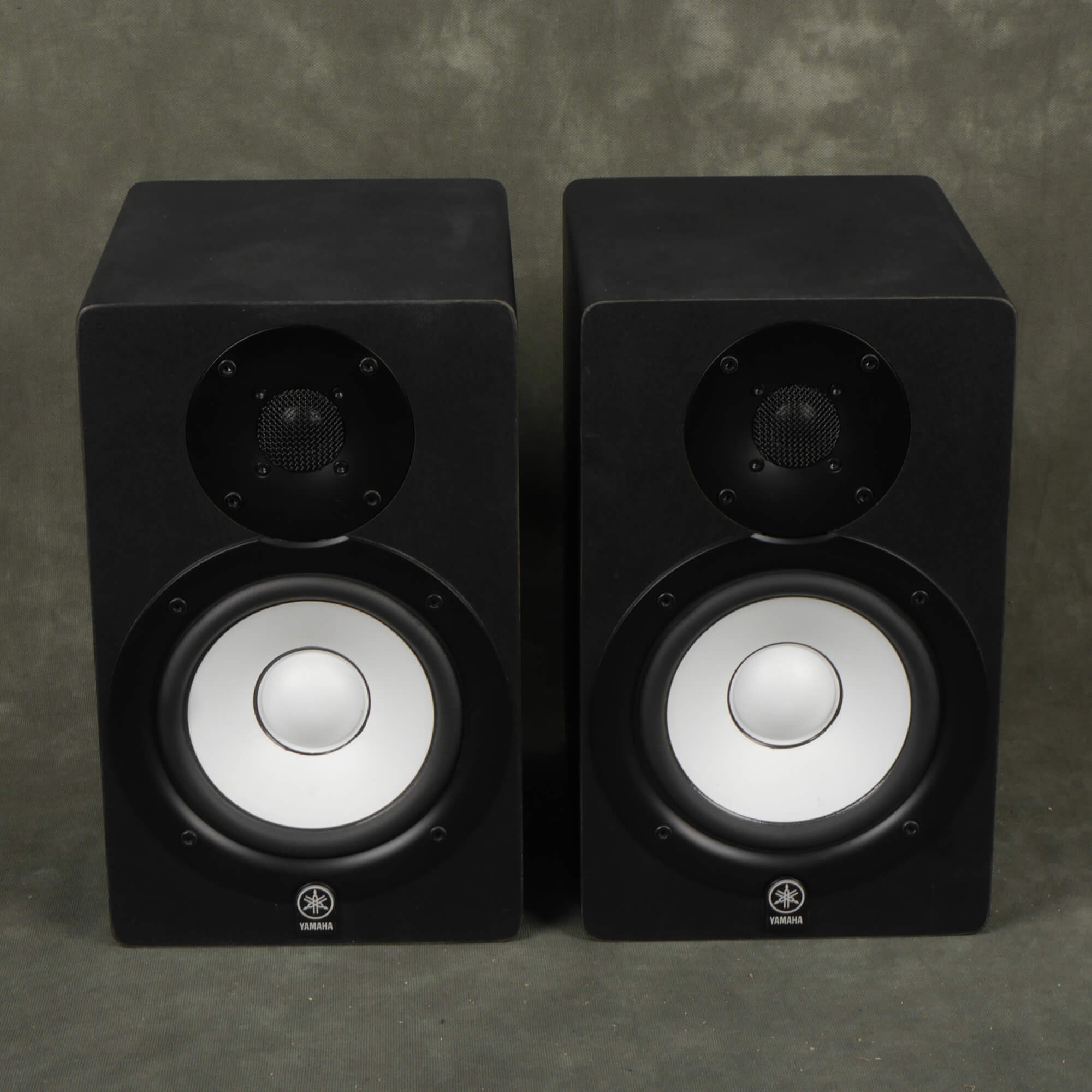 Yamaha HS50M Active Studio Monitors, Pair - 2nd Hand