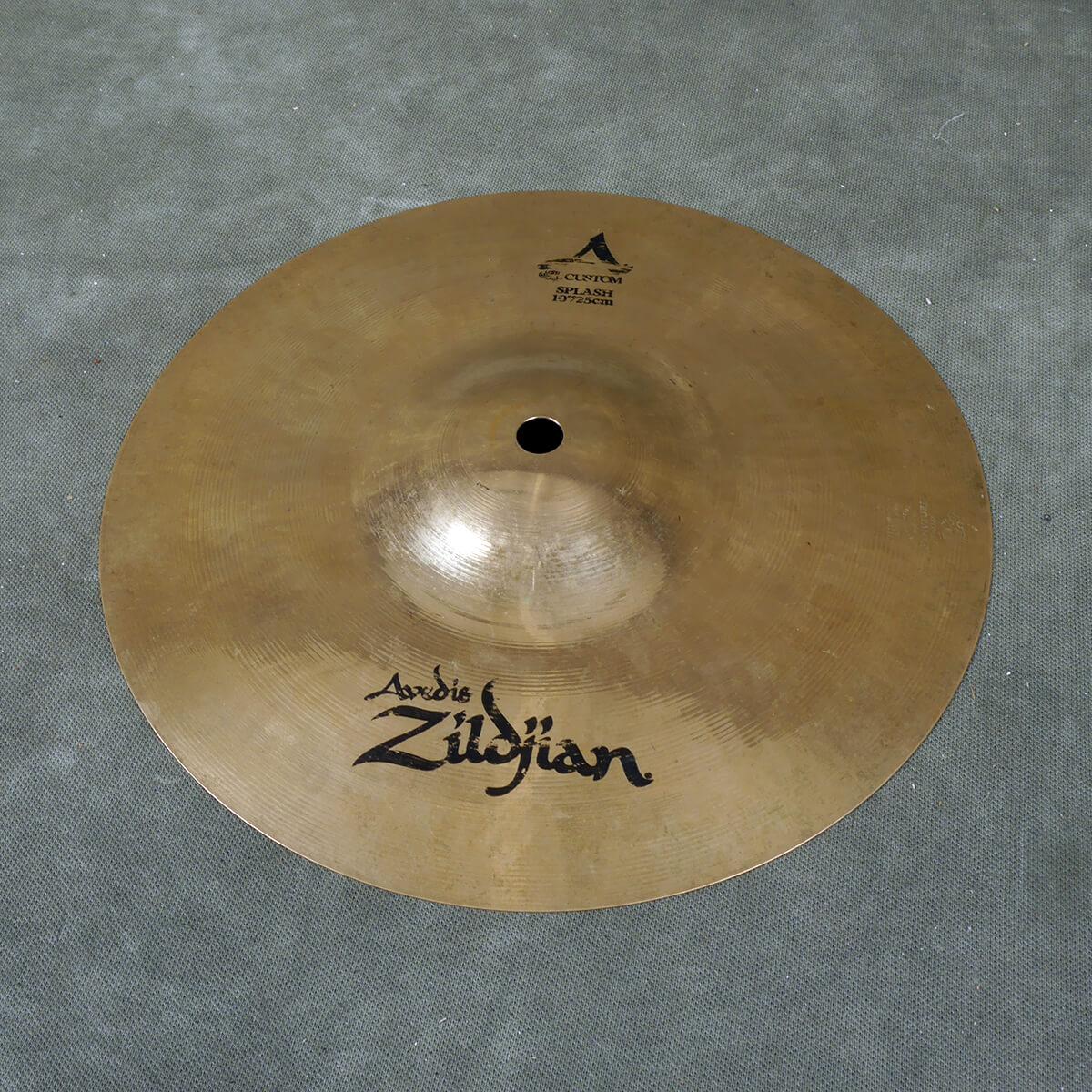 Zildjian 10″ Custom Splash Cymbal (C35) - 2nd Hand