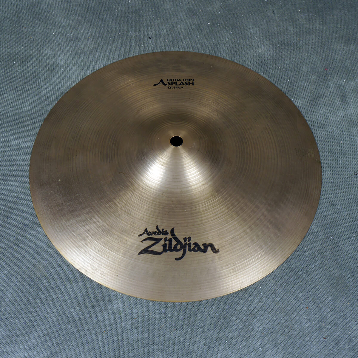 Zildjian Avedis 12″ Extra Thin Splash Cymbal - 2nd Hand