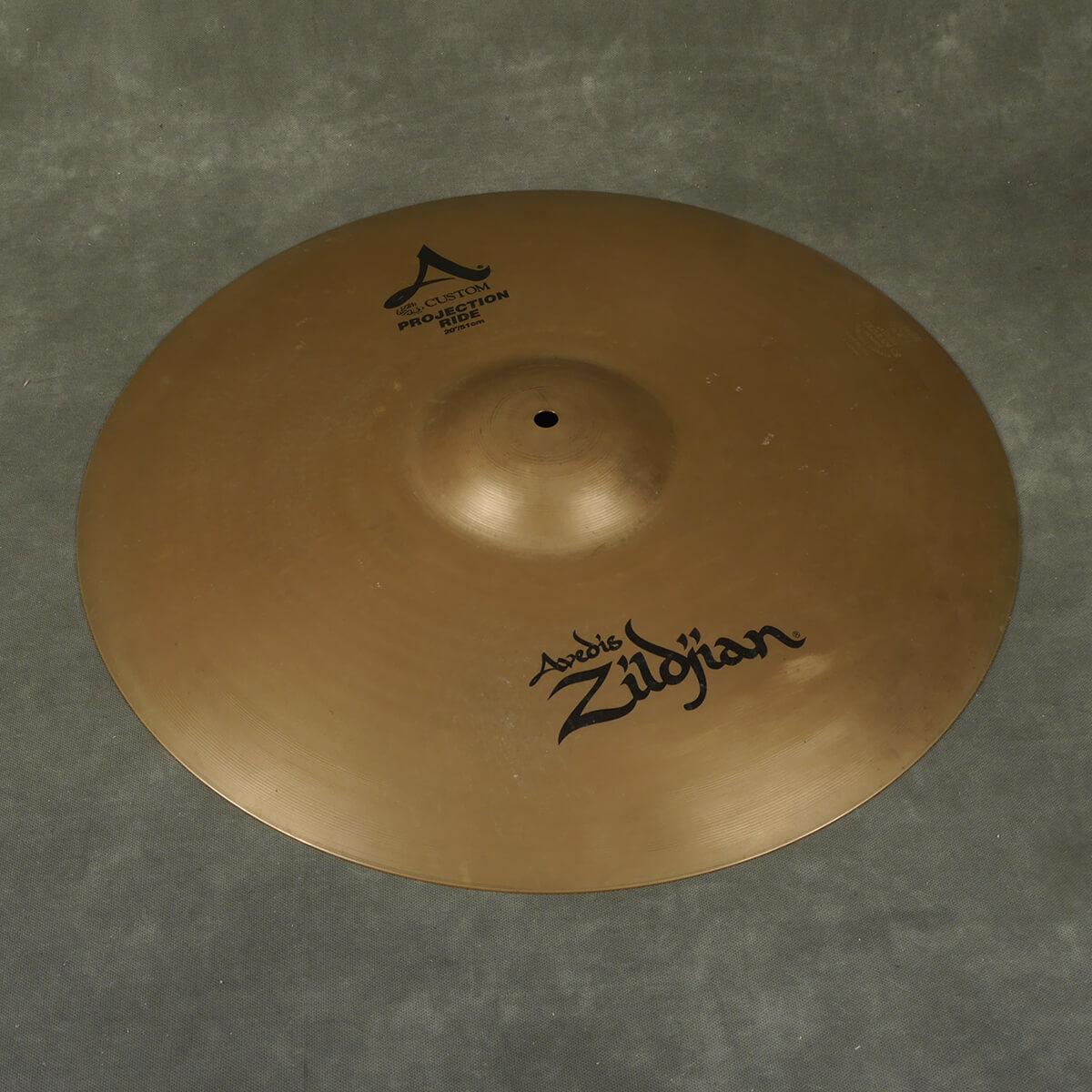 Zildjian A Custom Projection Ride 20″ - 2nd Hand