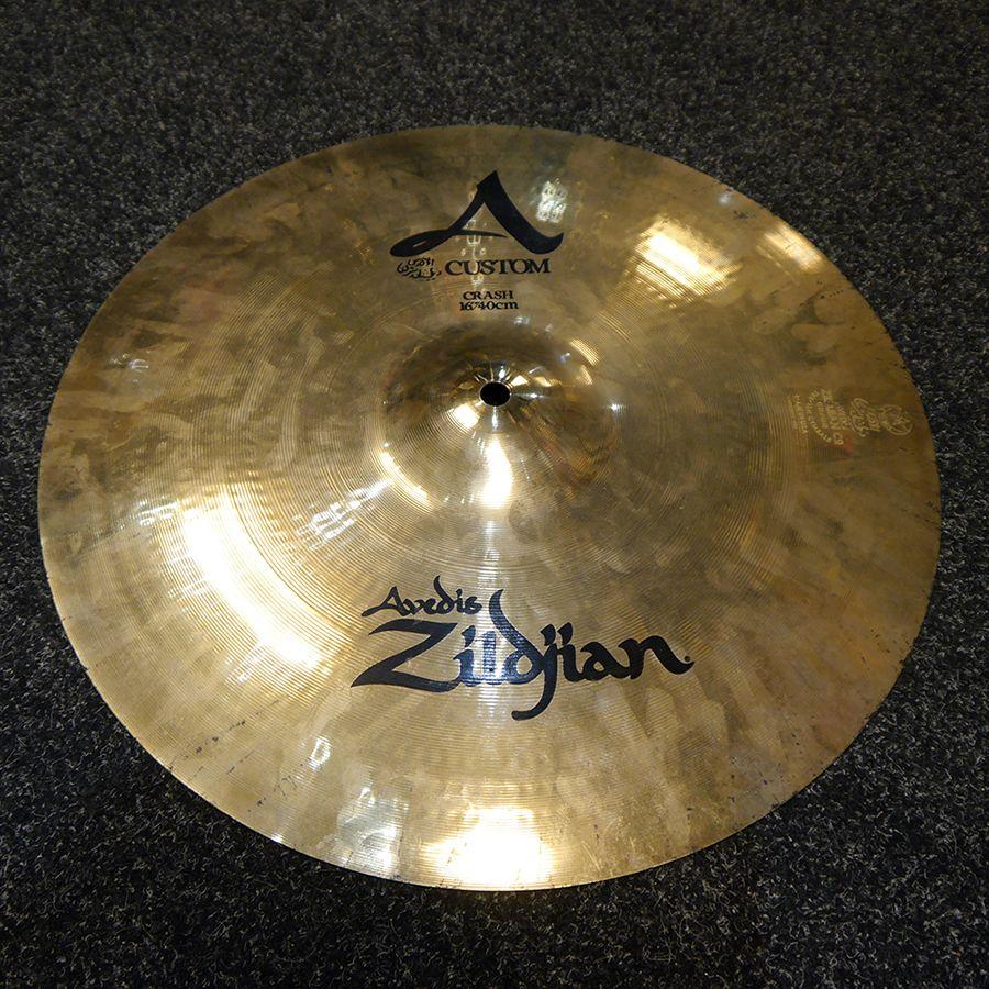 Zildjian A Custom 16inch Crash Cymbal - 2nd Hand