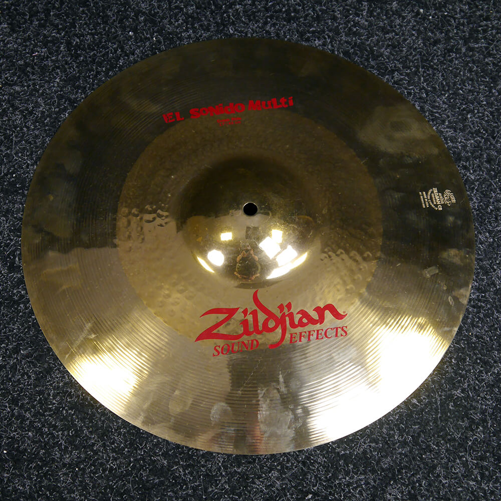 Zildjian FX El Sonido Multi-Crash Ride Cymbal, 17″ - 2nd Hand