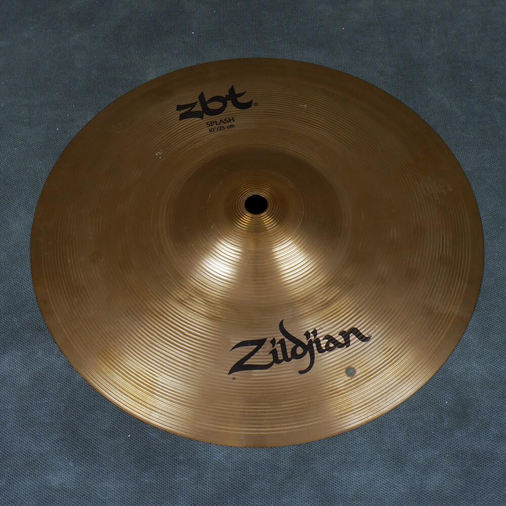 Zildjian ZBT 10″ Splash Cymbal - 2nd Hand