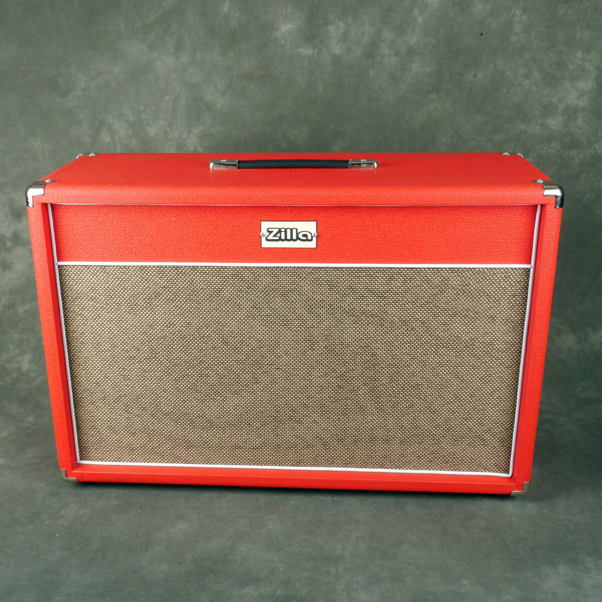 Zilla 2x12″ Cab with Celestion V30 and Eminence Red Coat Neo - 2nd Hand