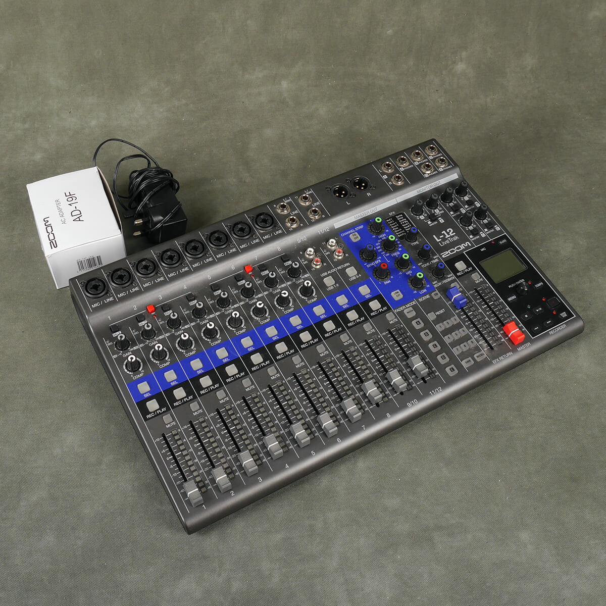 Zoom L12 Multitrack Audio Interface/Portable Recorder - 2nd Hand