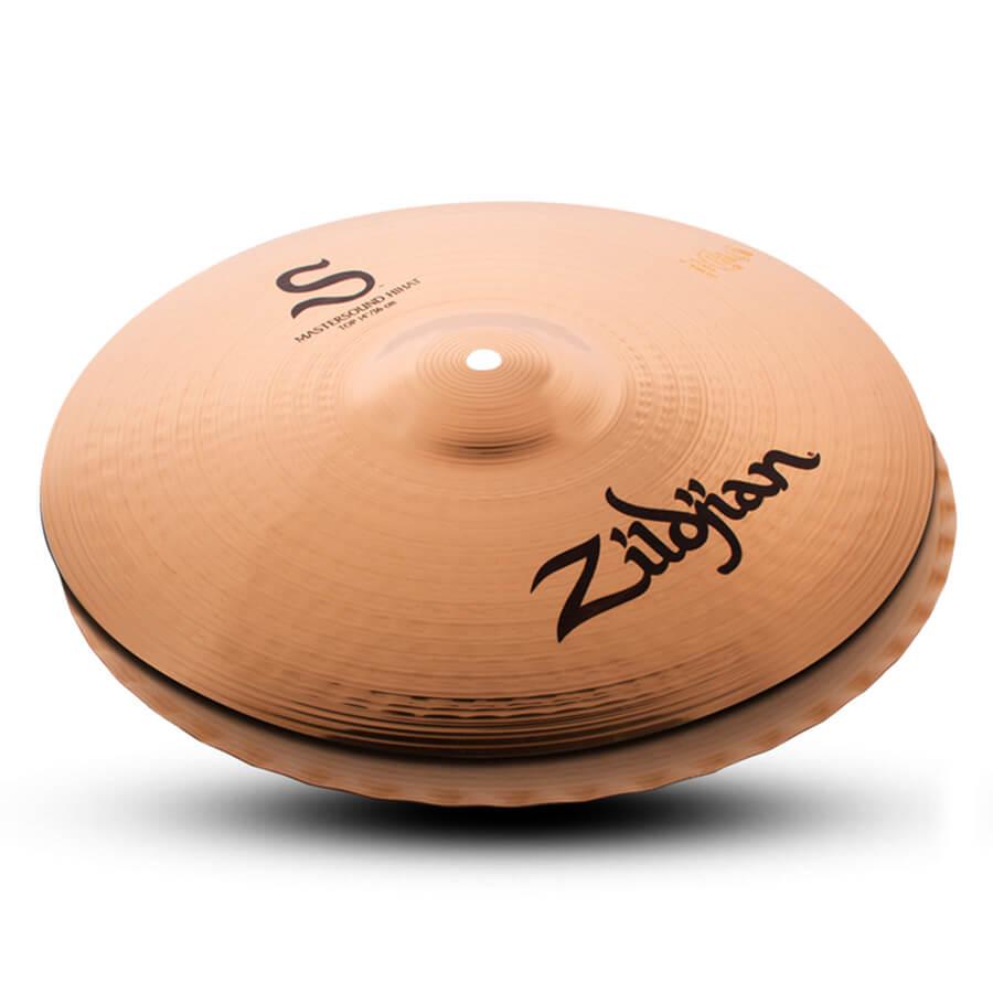 Zildjian 14″ S Family Mastersound HiHats - Pair