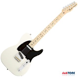 Fender American Special Telecaster - Olympic White - Maple Neck