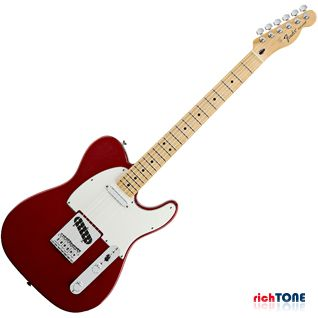 Fender Standard Telecaster - MN - Candy Apple Red