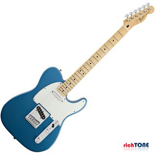 Fender Standard Telecaster - MN - Lake Placid Blue