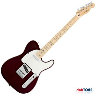 Fender Standard Telecaster - MN - Midnight Wine