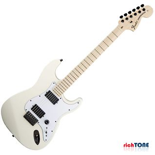 Fender Jim Root Stratocaster - Flat White - Maple Neck